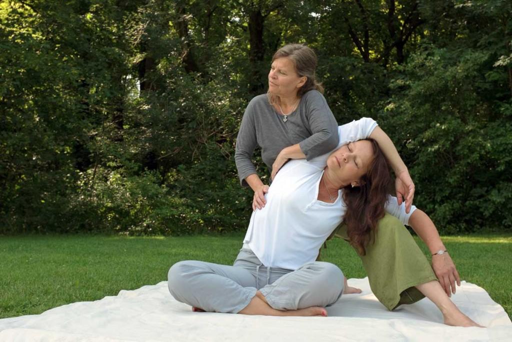 thai-massage-flankendehnung